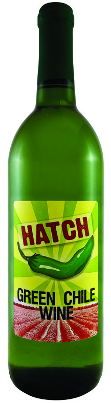 Hatch Green Chile Wine