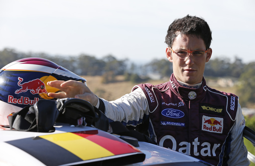 Thierry Neuville - Coffs Harbour