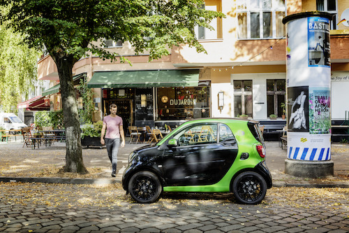 Preview: Think smart, drive electric