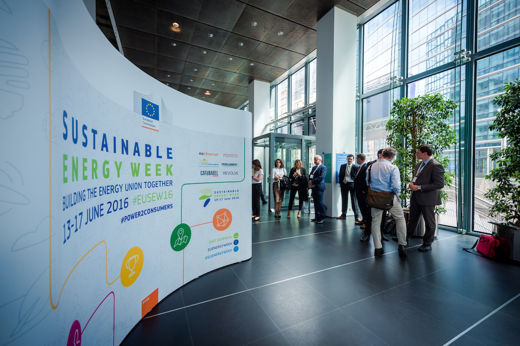 EUSEW 2016 - Policy Conference