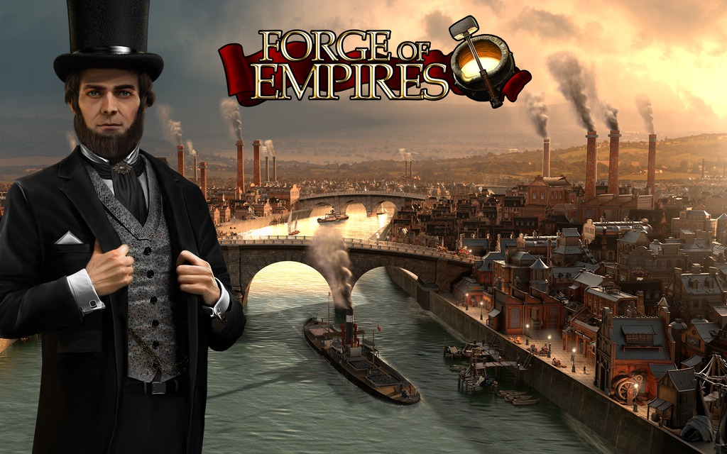 Forge of Empires Industrie Zeitalter