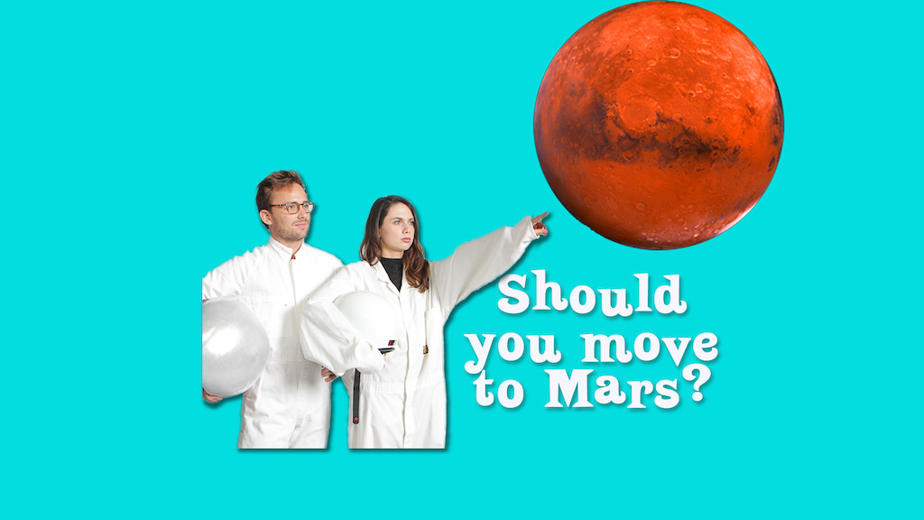 Should we move to Mars?