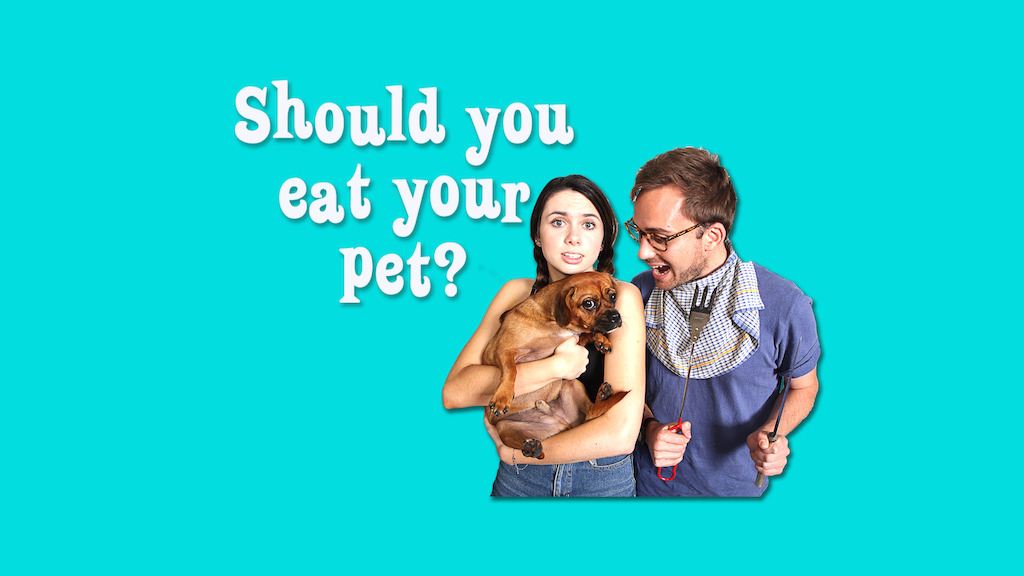 Should you eat your pet?