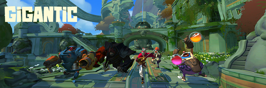 OPEN BETA FOR GIGANTIC LAUNCHES ON THE XBOX GAME PREVIEW PROGRAM DECEMBER 8