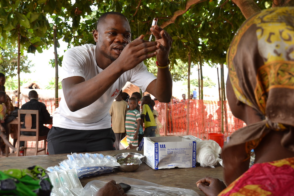 Democratic Republic of the Congo: Medecins sans frontieres fights measles
