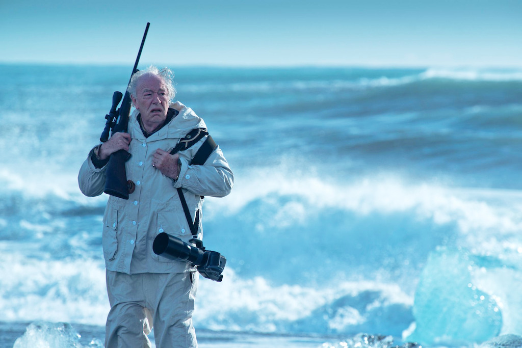 Fortitude : Michael Gambon - (c) Sky Atlantic