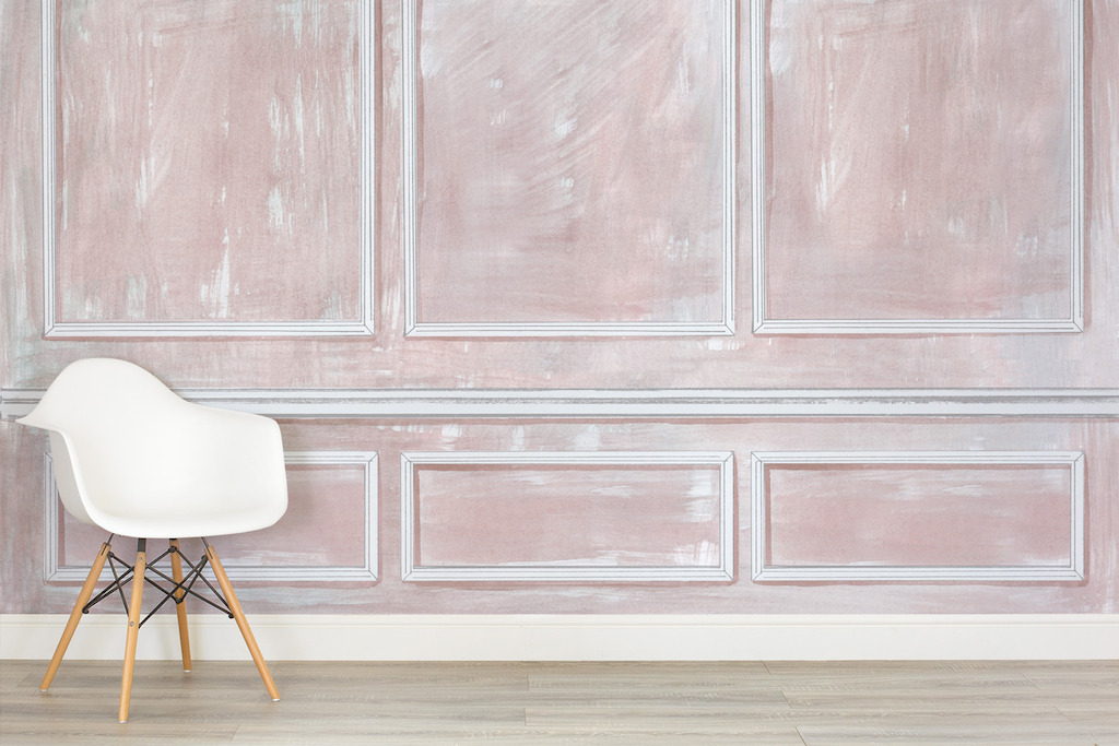 Panelled Wall Coral - Simple