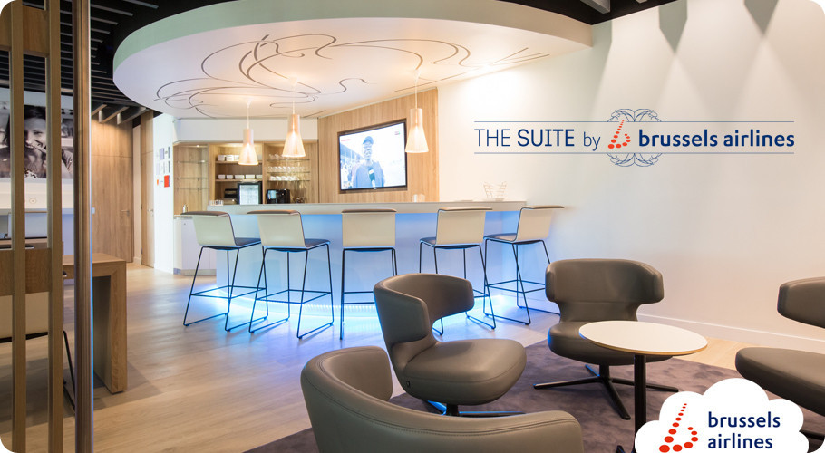 Brussels Airlines opens very first airport lounge abroad: The Suite Kinshasa