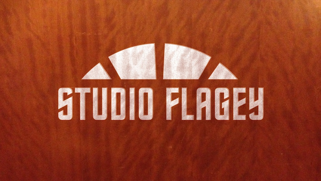 Logo Studio Flagey Klassiek
