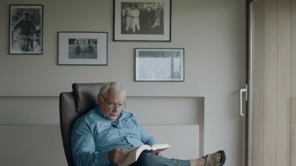 """""""Zo goed mijn vader was als judocoach, zo slecht was hij ..."""