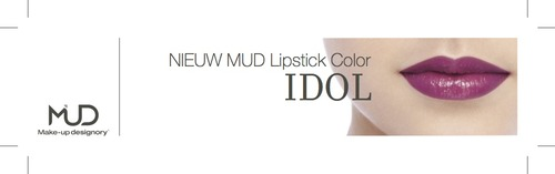 Make-Up Designory Lipsticks - IDOL