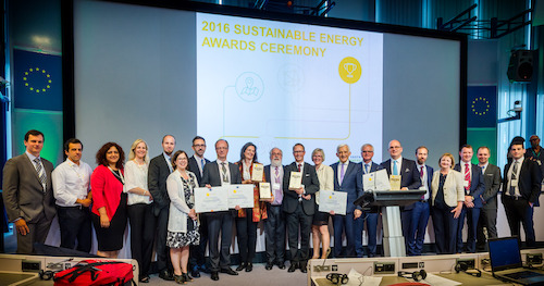 Press announcement: And the EUSEW Awards winners are...