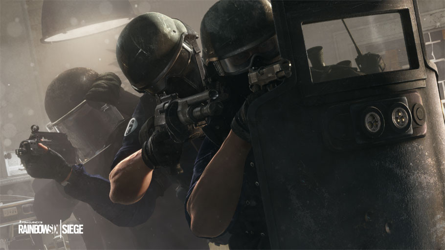 LOS REFUERZOS DE MITAD DE TEMPORADA DE TOM CLANCY'S RAINBOW SIX® SIEGE YA ESTÁN DISPONIBLES