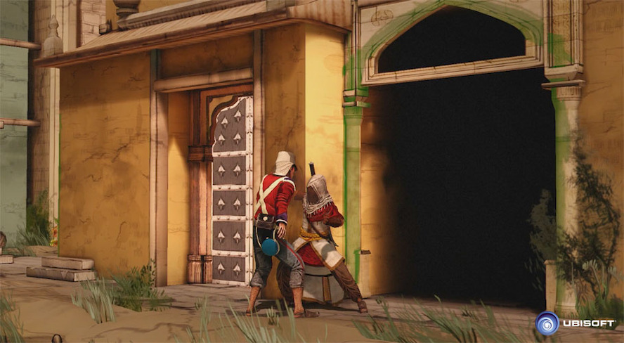 ASSASSIN'S CREED® CHRONICLES: INDIA YA ESTÁ DISPONIBLE