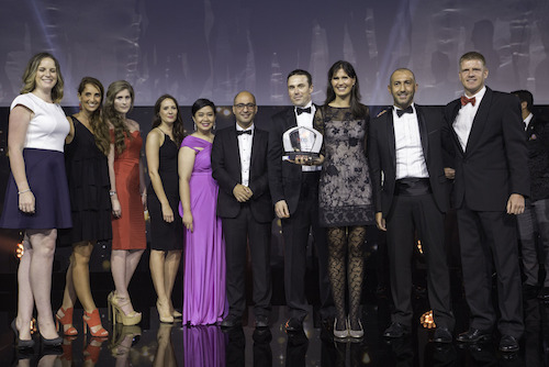 Preview: DMG EVENTS WINS BEST TRADE EXHIBITION AWARDS
