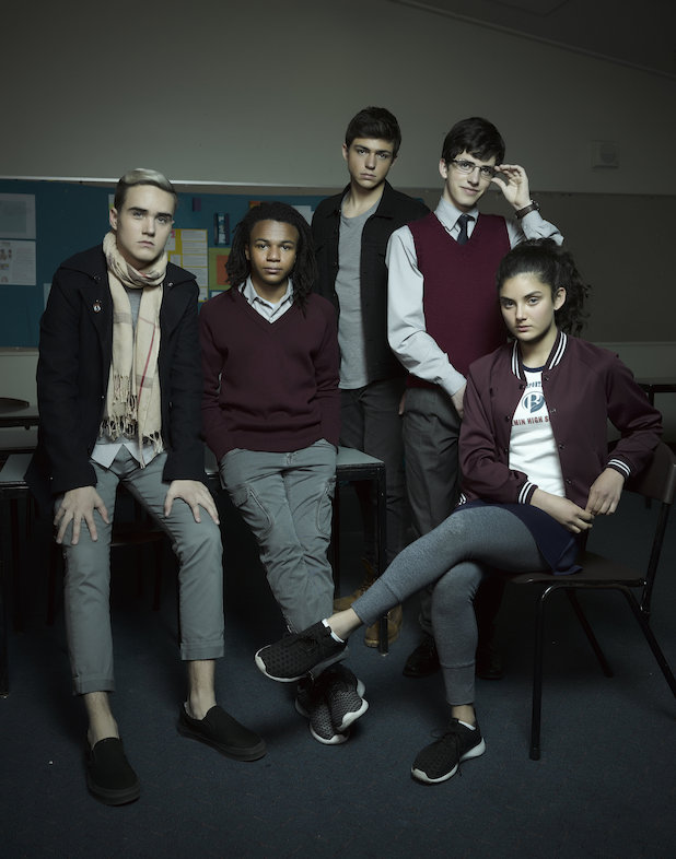Nowhere Boys Series 3 Cast