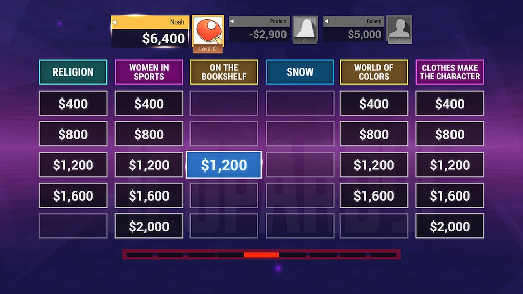 Jeopardy y Wheel of Fortune