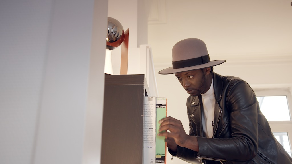 Off the record - Baloji - (c) VRT