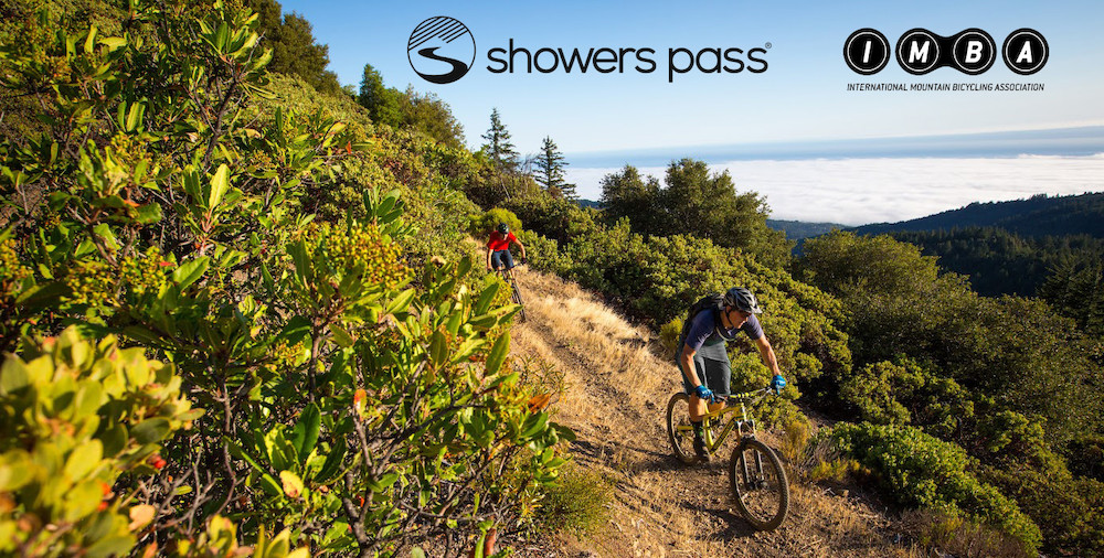 SHOWERS PASS BECOMES EXCLUSIVE APPAREL SPONSOR OF THE IMBA IN MULTI-YEAR PARTNERSHIP