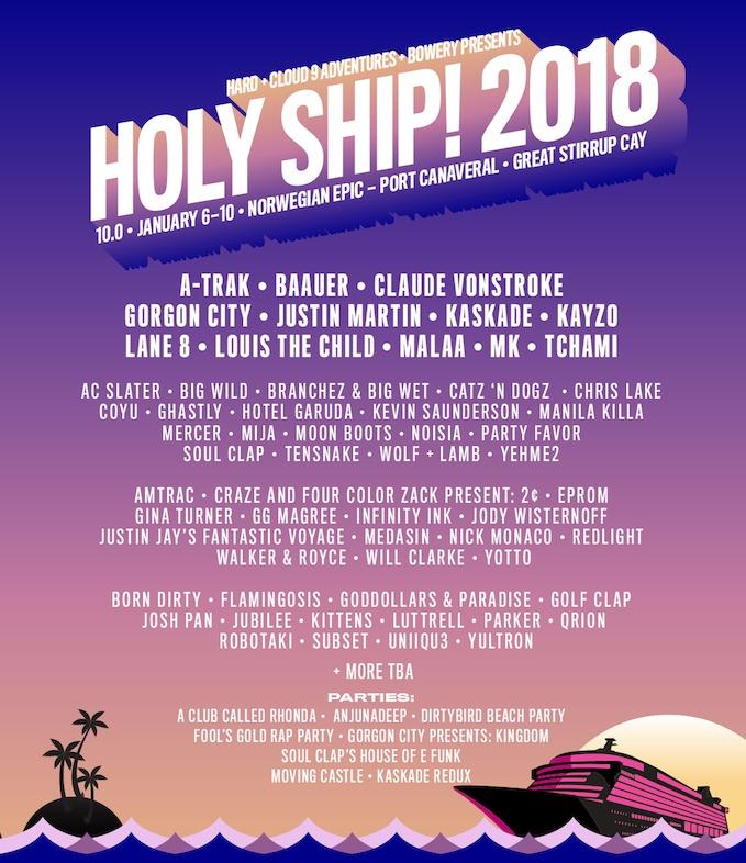 Holy Ship 10