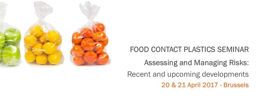 Food Contact Plastics Seminar - Early Bird Registration until Jan 31st