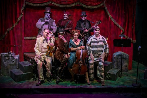 The Ghastly Dreadfuls return to the Center for Puppetry Arts, October 11-28