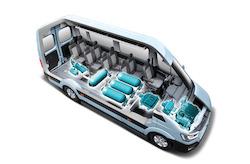 Hyundai présente le H350 Fuel Cell Concept au Brussels Motor Show