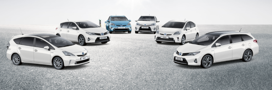 Worldwide Sales of Toyota Hybrids Top 6 Million Units