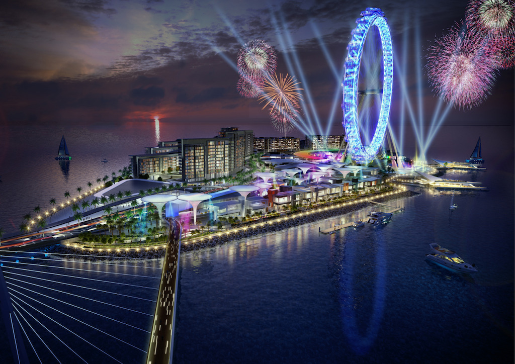 Dubai Eye – Bluewaters Island Development - Dubai