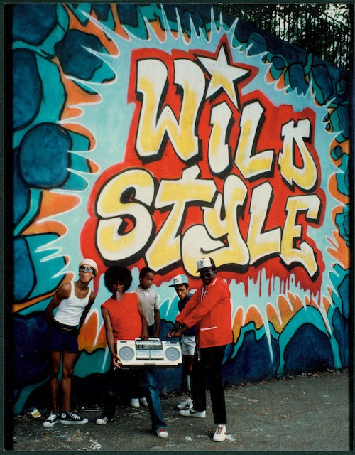 Out Loud! Film: Wo 3.06, 22:30 - WILD STYLE, Charlie Ahearn