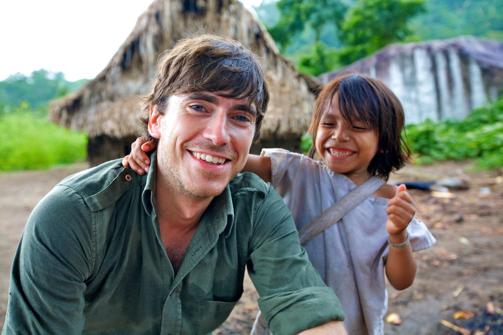 Caribbean with Simon Reeve - (c) BBC