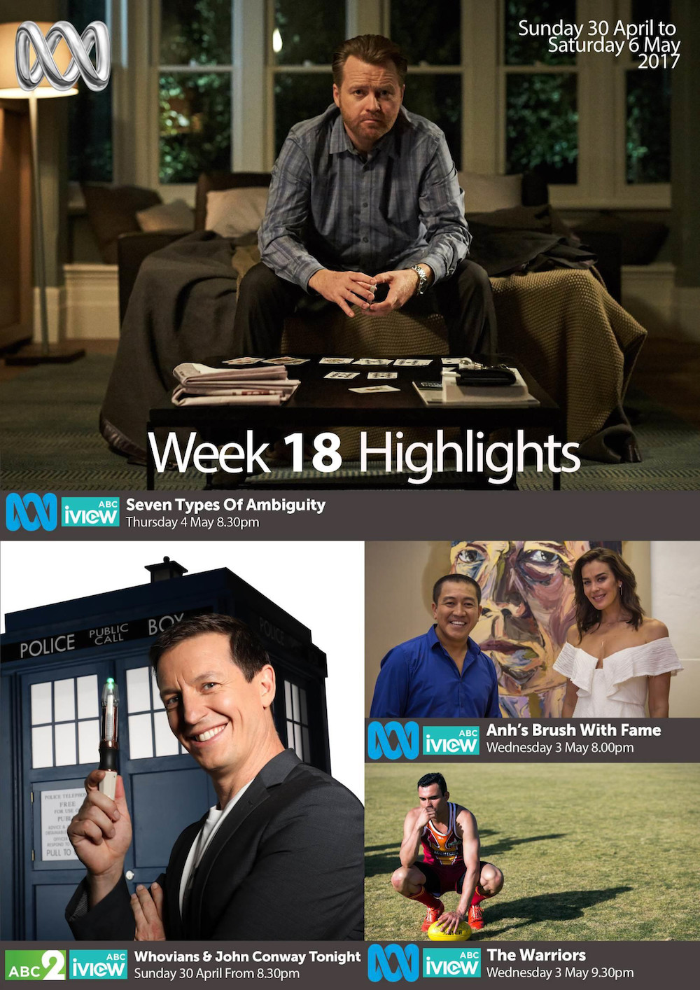 ABC Program Highlights - Week 18